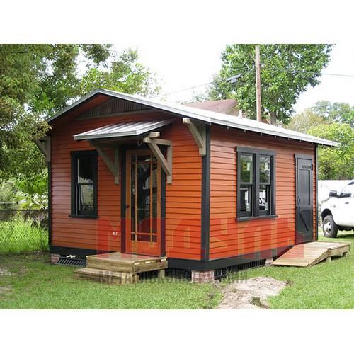 Дачный домик размером 6х3,5м