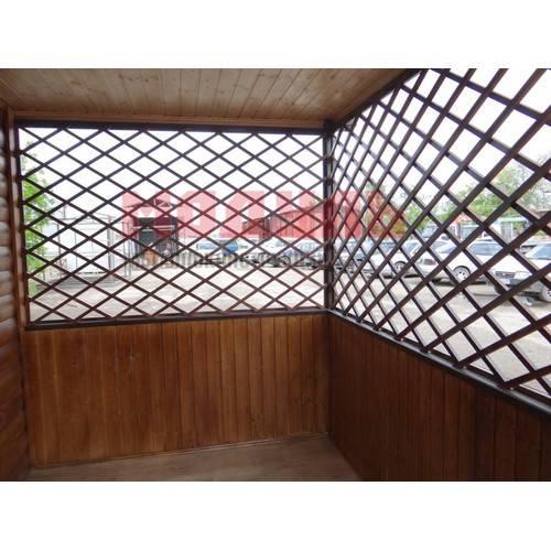 Внутренняя отделка дачного домика