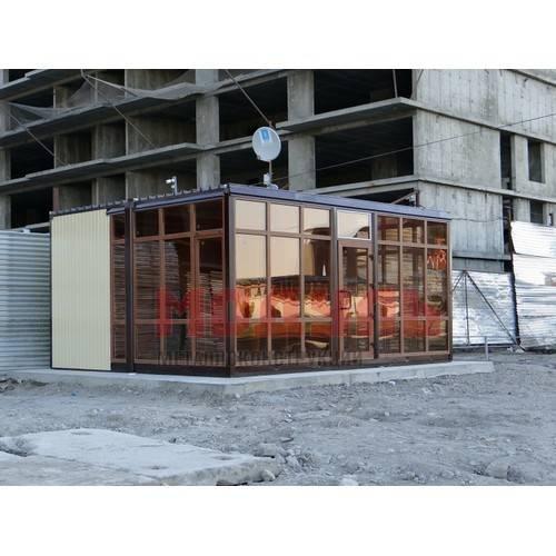торговый павильон размером 5х6х3 м