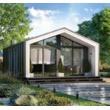 Жилой дом размером 9х6х4 м с террасой